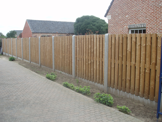 Afsluiting tuin alles over de mogelijkheden om uw tuin for Moderne afsluiting tuin